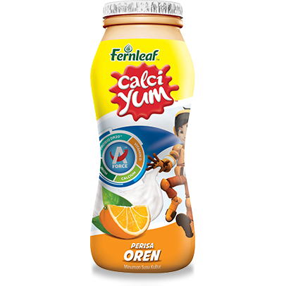 Calciyum Oren Cultured Milk
